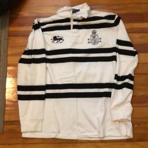 Polo by Ralph Lauren Rugby Long Sleeve Polo